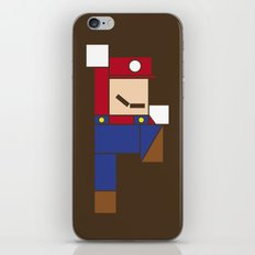 Let's Go Minimal! iPhone Skin