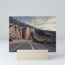 Argentina natural landscape - Fine Art Travel Photography Mini Art Print
