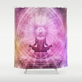 Meditation Zen Shower Curtain