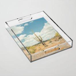 Old West Arizona Acrylic Tray