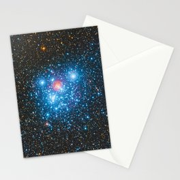 The Jewel Box Kappa Crucis Star Cluster NGC 4755 Stationery Cards