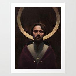 The King's Burden Art Print