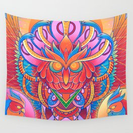 Angel of Death Wall Tapestry