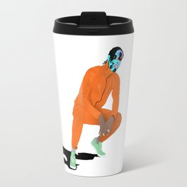 Asap Rocky Ft Bape Travel Mug