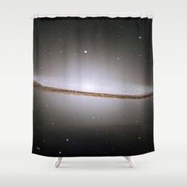 Sombrero Galaxy  Shower Curtain