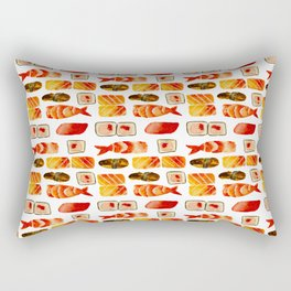 Sushi vibes Rectangular Pillow
