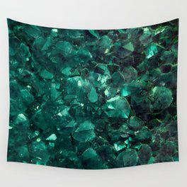 Emerald Wall Tapestry