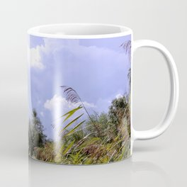 Two sisters at Kinderdijk Coffee Mug
