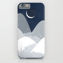 Bleak Midwinter iPhone Case