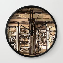 Gallery_1 Wall Clock