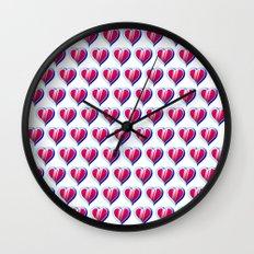 Kid Icarus Hearts x144 Wall Clock