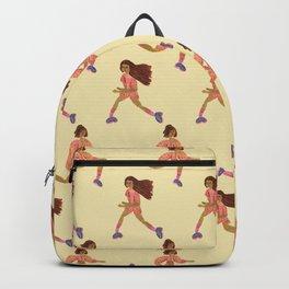 Running Besties Pattern Backpack
