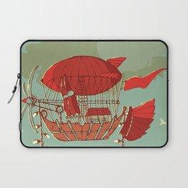 Airship Fantasy Laptop Sleeve