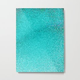 Blue Sky II Metal Print