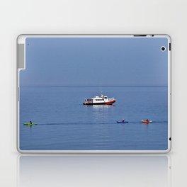Fun on the Water Laptop & iPad Skin