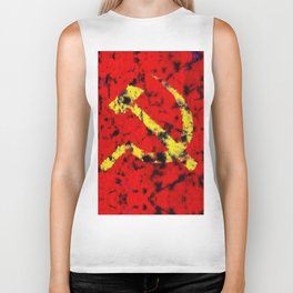 The Hammer and The Sickle Biker Tank