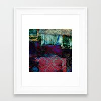 ethnic Framed Art Prints featuring Ethnic by haroulita