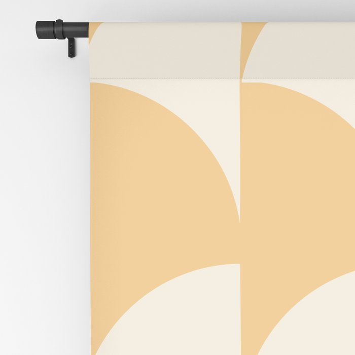 Cleo Pattern - Sunrise Blackout Curtain