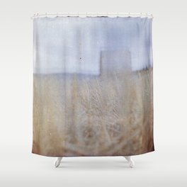 No-man's-land Shower Curtain