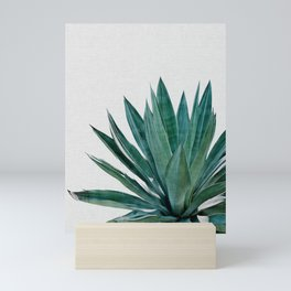 Agave Cactus Mini Art Print