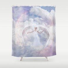 Blind Faith Shower Curtain