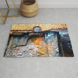 meEtIng wiTh IrOn no20 Rug