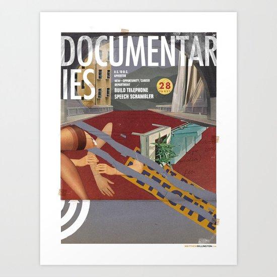 Vans and Color Magazine Customs Art Print