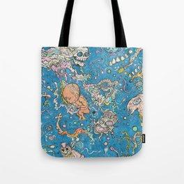 Cosmic Mindspace Tote Bag