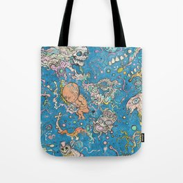 Cosmic Mindspace Tote Bag