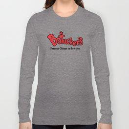 BoTucker's Long Sleeve T-shirt