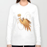 homestuck Long Sleeve T-shirts featuring Davesprite by Freckled King