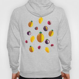 Tropical fruits mix Hoody