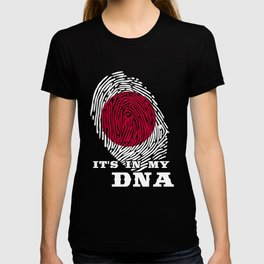 Japan - ItS In My Dna T-shirt