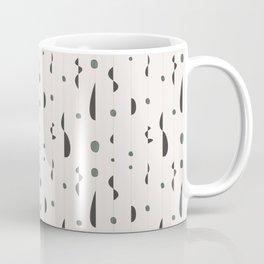 midcentury modern abstract pattern Coffee Mug