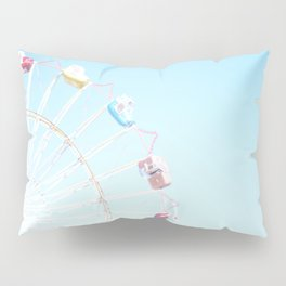 Fryeburg Fair Ferris Wheel Pillow Sham