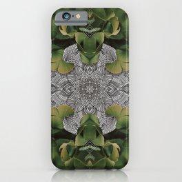 Nature in Focus iPhone Case