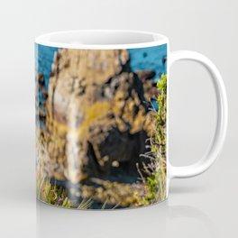 The End of the Fence Coffee Mug