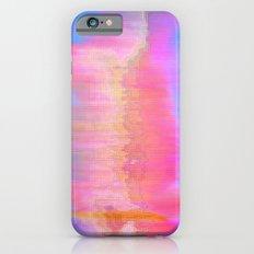 00-36-36 (Face Glitch) iPhone 6s Slim Case
