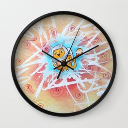 The Astronaute Wall Clock