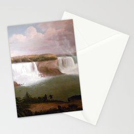 Alvan Fisher General View of the Falls of Niagara Stationery Cards