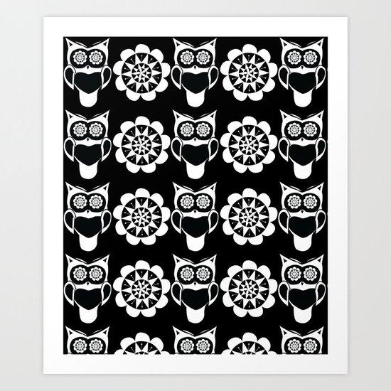 pattern27 Art Print