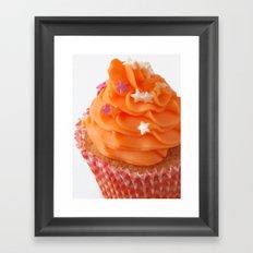 CupCake II Framed Art Print