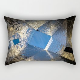 Abstract architecture Rectangular Pillow