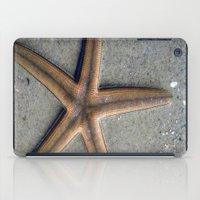 starfish iPad Cases featuring Starfish by Nichole B.