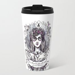 We are the witches Travel Mug