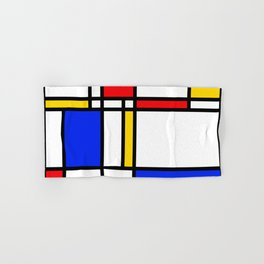 Mondrian Hand & Bath Towel