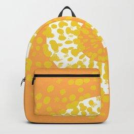 Vector Flower 102 Graphic Art Print Backpack