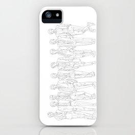 Romantic Universe iPhone Case