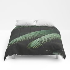 Night in the Tropics Comforters