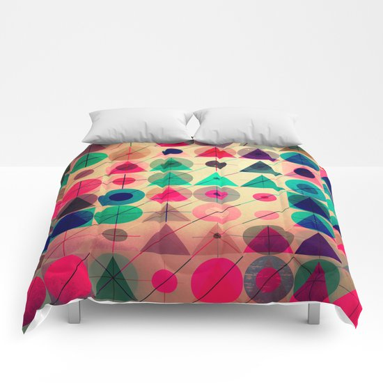 pyck pyck Comforters